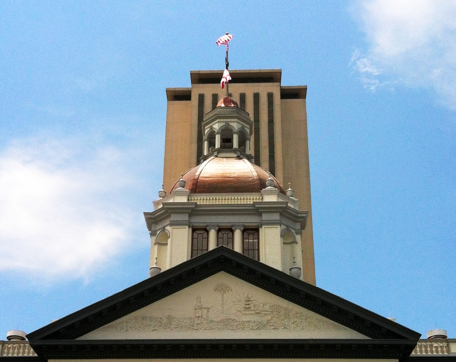 Florida State Capitol Building The Durable Restoration