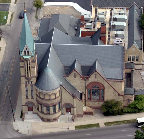 Broad Street Presbyterian Church, Columbus, Ohio