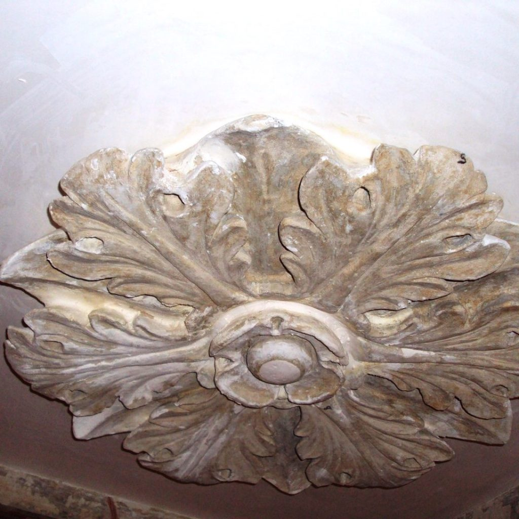 Historic Plaster Example 3